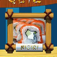Гра Тест: Вибери свої суші