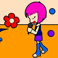 Гра Розмальовка для дівчаток