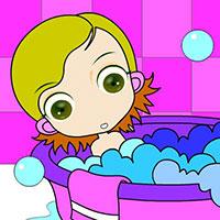 Гра Розфарбуй ванну