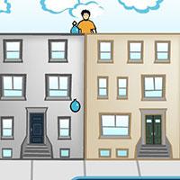 Гра Як Дістати Сусіда на Вулиці
