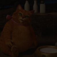 Гра Кіт у чоботях пазли