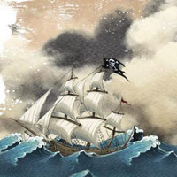 Гра Пірати карибського моря Проклятий корабель