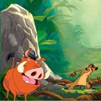Гра Дісней: Тімон і Пумба