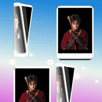 Гра картки Гаррі Поттера