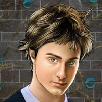 Гра Гаррі Поттер макіяж