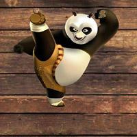 Гра Кунг-фу панда Гонка на візку