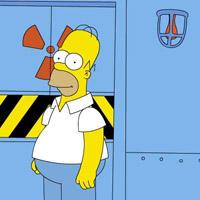 Гра Сімпсони робота Гомера