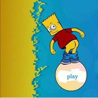 Гра Сімпсони спортивний стиль