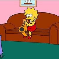 Гра Сімпсони Пошук сім'ї