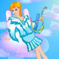 Гра Друзі Ангелів: Одягни стильного ангела
