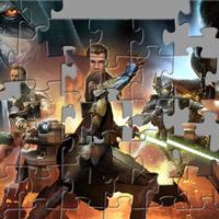 Гра Зоряні війни: пазл