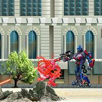 Гра Трансформери 3 - Битва за Кібертрон