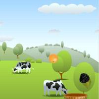 Гра Супер корова: Зелена вигода!