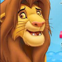 Гра Король Лев пазл