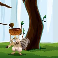 Гра Льодовиковий період: Шалена білка