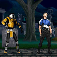Гра Мортал Комбат: перехресний бій Лю Кенга