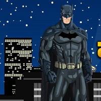 Гра Бетмен: Темний Лицар Переодягання