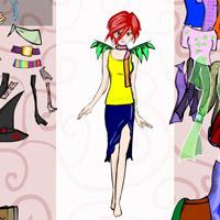 Гра Чародійки: Одягалка Вілл