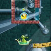 Гра Свомпі: Де моя качка?