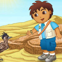 Гра Дієго: Велика пташина гонка