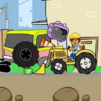 Гра Дієго на тракторі