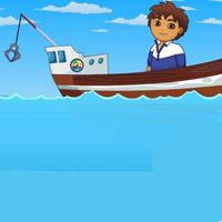 Гра Дієго чистить океан