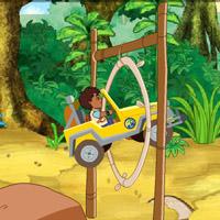 Гра Дієго - рятувальник в Африці