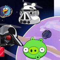 Гра Злі пташки: Політ у космосі