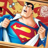 Гра Супермен: плита