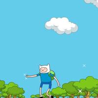 Гра Час Пригод: Стрибаємо по хмарах