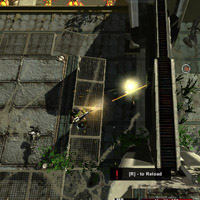 Гра Стрілялка: Окупована земля