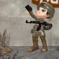 Гра Стрілялка: Міні Комбат