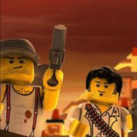 Гра Лего: Прокляття фараона