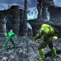 Гра бійки: Зелений ліхтар