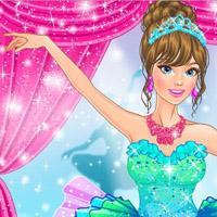 Гра Одягни балерину