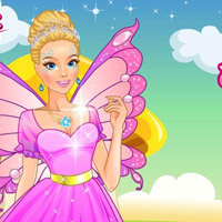 Гра Одягалка: Принцеса метелик