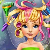 Гра Перукарня: Зачіски феї Хлої
