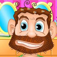 Гра Перукарня: Мій хлопець голиться