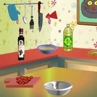 Гра Готуємо їжу: Брускета з помідором і базиліком