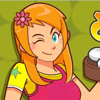 Гра для дівчаток: Бургер ресторан 3