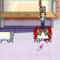 Гра для дівчаток: Риса відвідувача