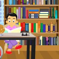 Гра Прибирання: Чиста бібліотека