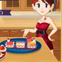 Гра Кухні Сари: Різдвяні закуски