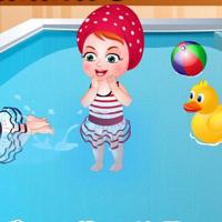 Гра Малятко Хейзел: Час поплавати