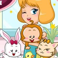 Гра Догляд за тваринами: Домашні тварини