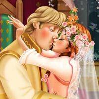 Гра Холодне серце: Весільний поцілунок Ганни
