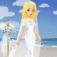 Гра Весілля красуні на березі моря