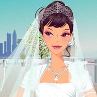 Гра Весілля: Сукня для стильної нареченої