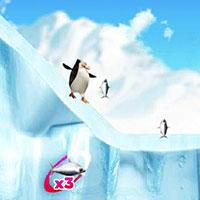 Гра Мадагаскар: Пінгвіни ловлять рибу