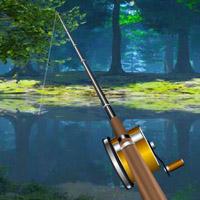 Гра Риболовля на лісовому озері